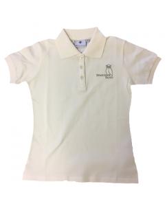 SONDERPREIS 40% - Damen Poloshirt Kurzarm beige XS-XL